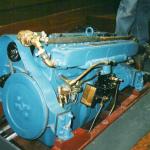 Thermostat on a model K