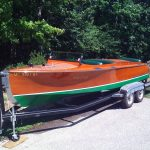 1931 22' CHRIS CRAFT 2