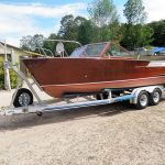 1960 Chris Craft Twin Engine Chris Craft 24ft Sportsman