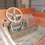 CHRIS CRAFT KIT BOAT, 13 ½ FEET, 1950