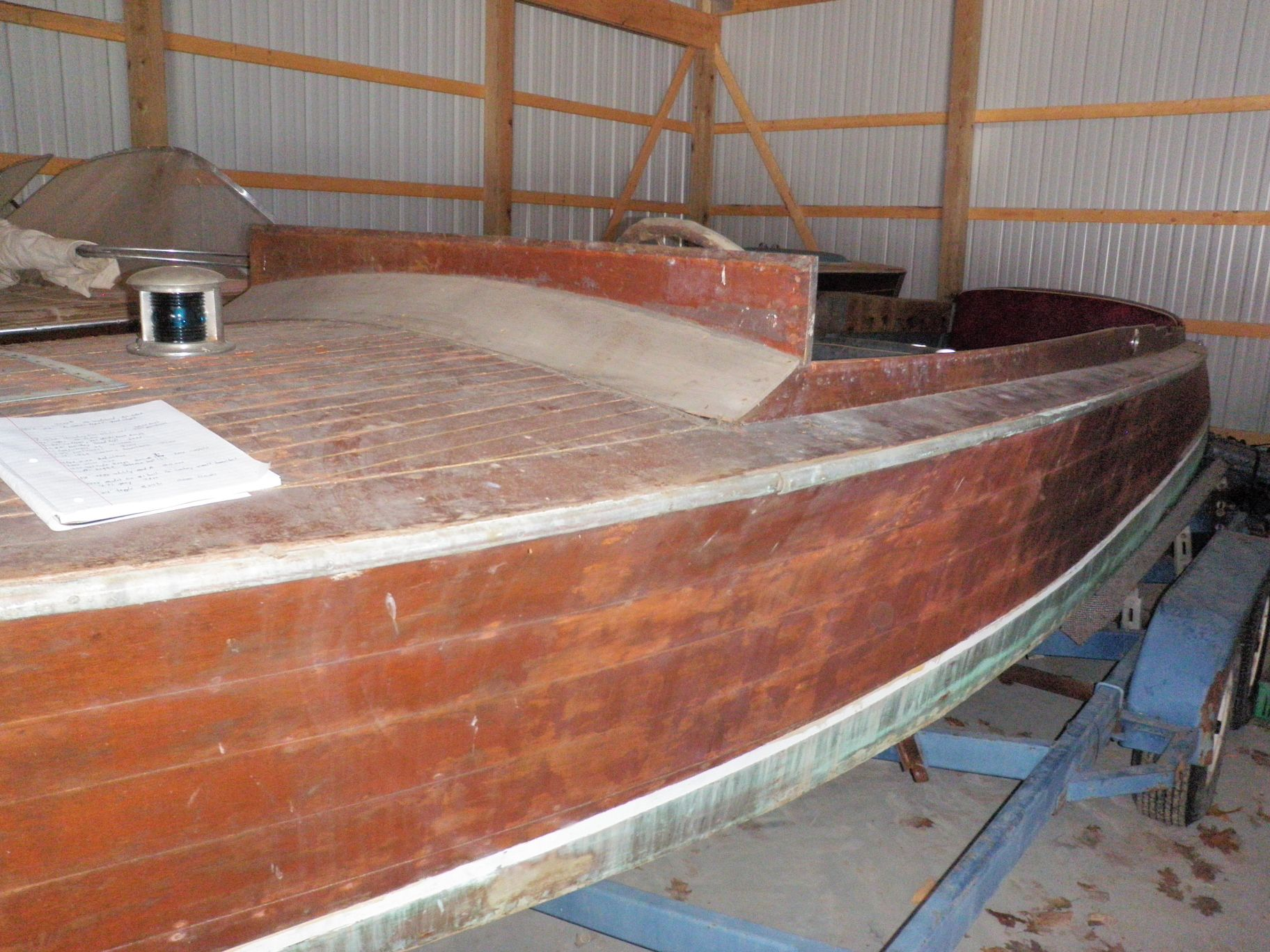 Boats For Sale in Michigan | Antique Wooden Boat Sales