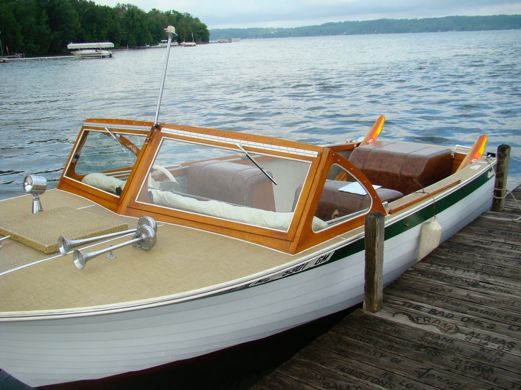 Boats For Sale In Michigan Antique Wooden Boat Sales - Picnic table boat for sale