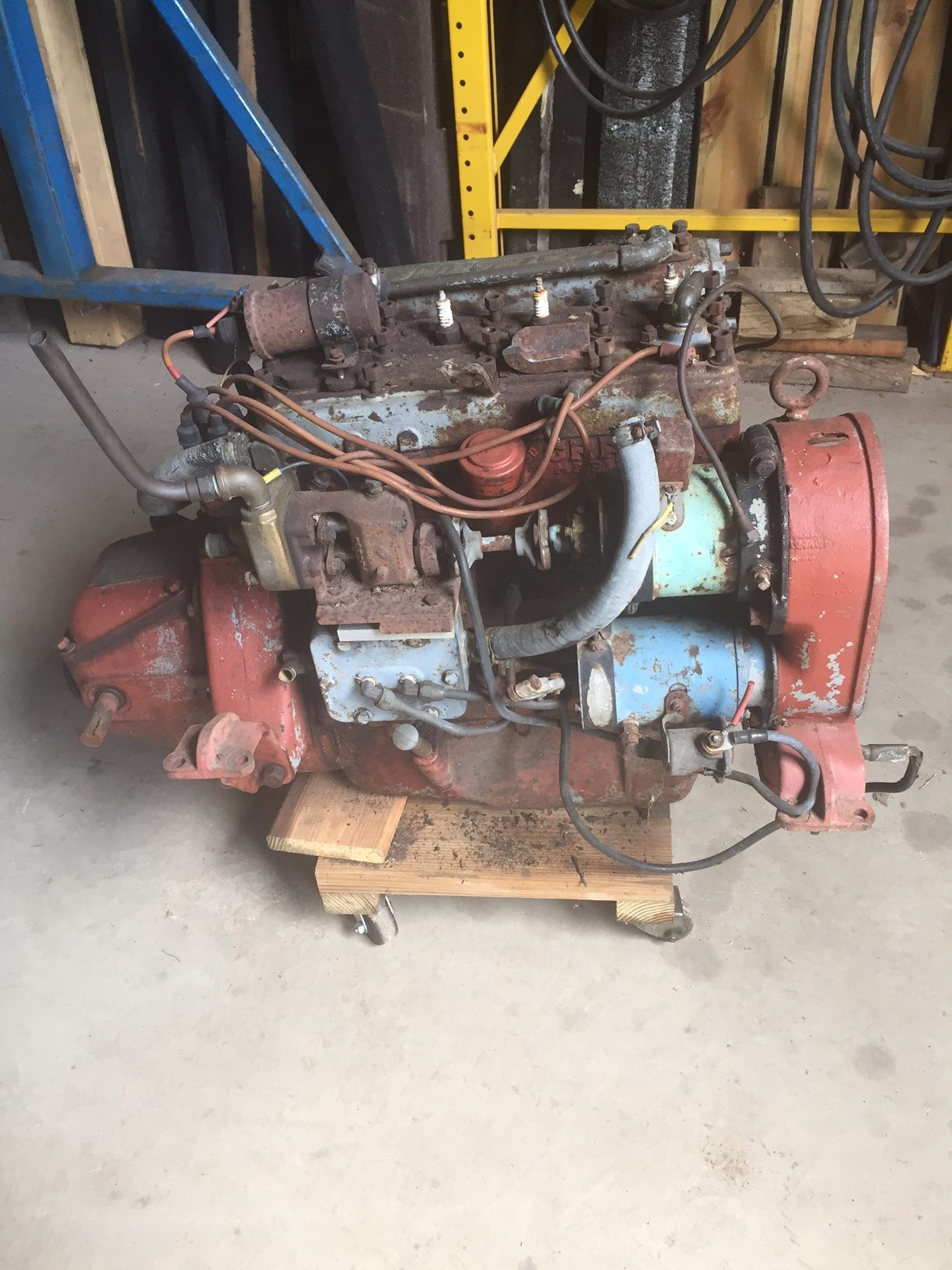 Used Boat Motors For Sale in Michigan   Antique Boat Engines