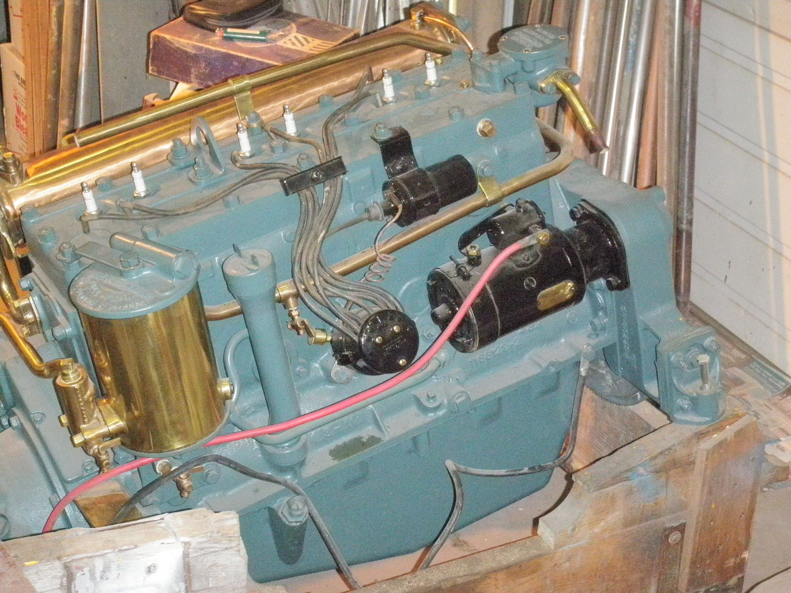 Used Boat Motors For Sale in Michigan | Antique Boat Engines