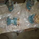 REBUILT CHY WATER PUMPS (3)
