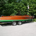 1931 22' CHRIS CRAFT 1