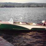 1957 16' SEAFARER
