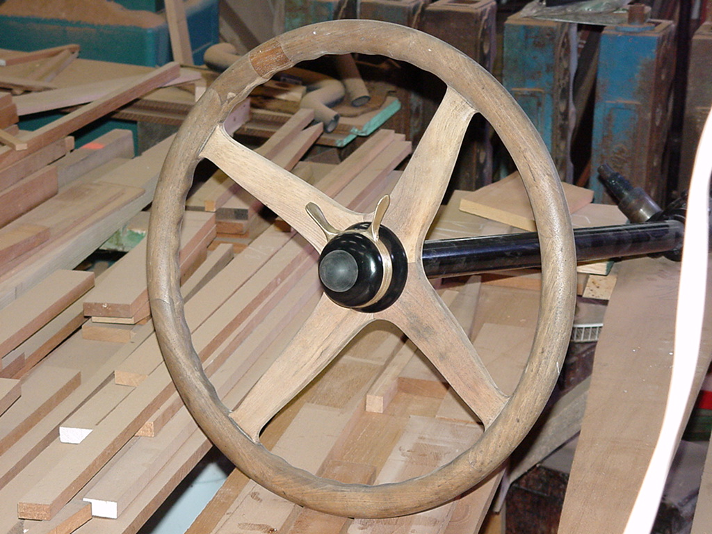 Used Boat Parts For Sale in Michigan | Antique Boat Parts